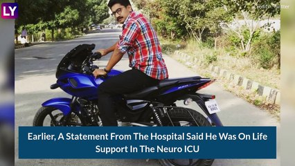Sanchari Vijay, National Award Winning Actor Declared Brain Dead On June 14, After Weekend Accident