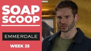 Emmerdale Soap Scoop! Home Farm body bag horror
