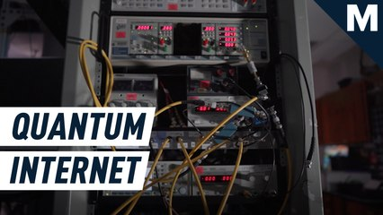 Here's everything you need to know about the dawn of the quantum internet