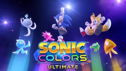 Sonic Colors Ultimate | Announce Trailer