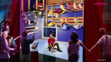 Disneyland Paris ouvre les portes du Disney's Hotel New York - The Art of Marvel