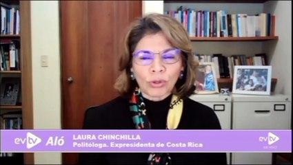 #EXCLUSIVA | Laura Chichilla: Daniel Ortega es un cobarde | Aló Buenas Noches | 06/14/2021