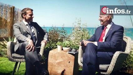 G7, Macron et Biden affichent leur entente lors de leur premier tête-à-tête