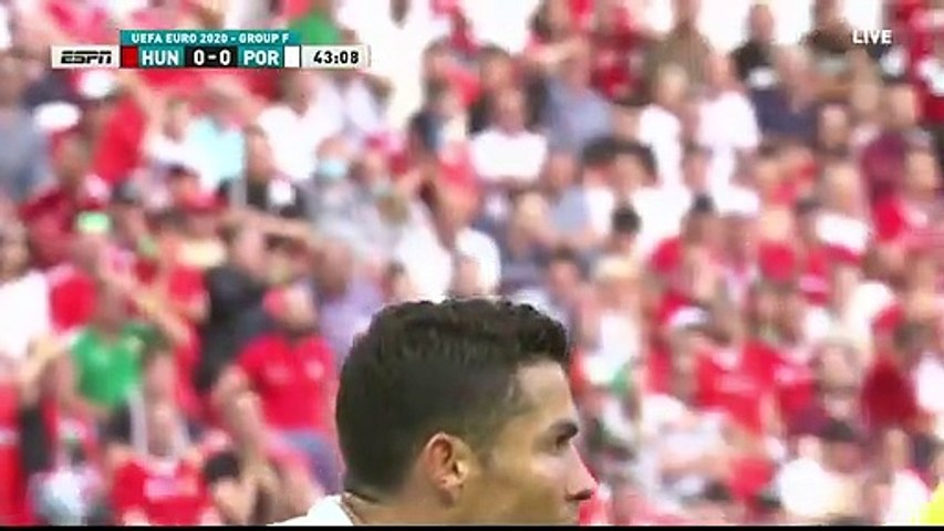 Hungary vs Portugal All Goals and Highlights 15/06/2021