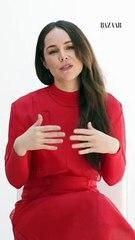 Camila Sodi revela secretos para Harper's Bazaar México