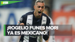 ¡Podrá ser convocado! Rogelio Funes Mori recibe carta de nacionalidad mexicana