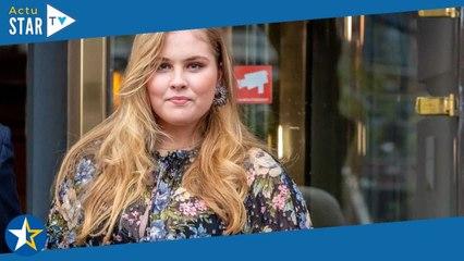 Catharina-Amalia des Pays-Bas - pourquoi la princesse refuse-t-elle sa dotation d'1 million d'euros