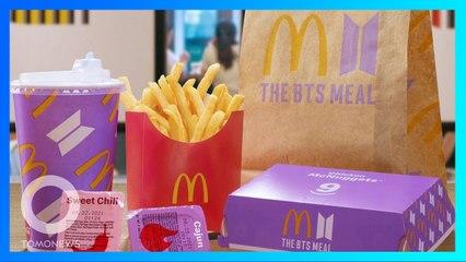 BTS Meal: Polisi Tutup Puluhan Gerai McD Hingga Fans Galang Dana untuk Driver Ojol - TomoNews