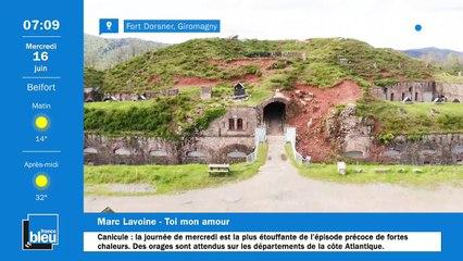16/06/2021 - La matinale de France Bleu Belfort Montbéliard