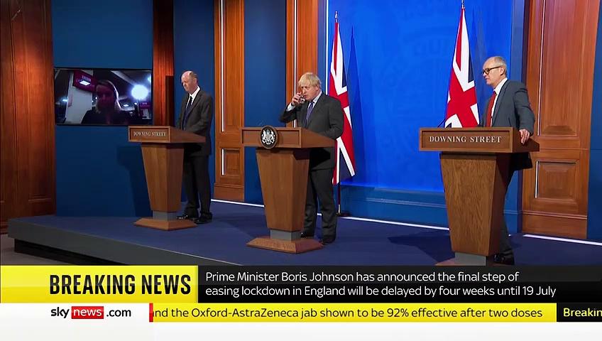Watch live- PM holds coronavirus news conference
