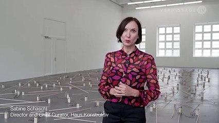 Zimoun. Solo Exhibition at Haus Konstruktiv, Zürich