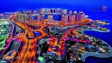 جزر حول العالم-جزيرة اللؤلؤ الصناعية بأبو ظبي