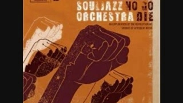 The Souljazz Orchestra - The Blind Leading The Blind