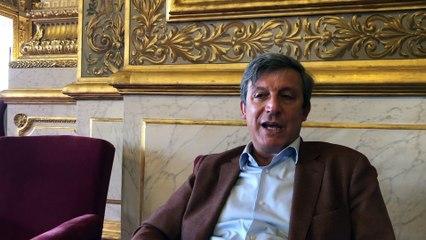 Interview de David Assouline, Vice-président du Sénat, sur les GAFAM - partie 1