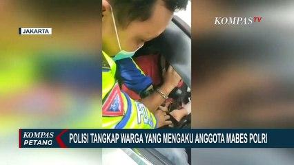 Polisi Tangkap Warga yang Mengaku Anggota Mabes Polri