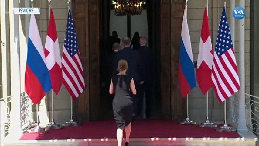 Biden-Putin Görüşmesi