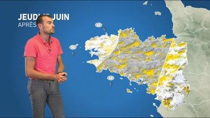 Illustration de l'actualité La météo de votre jeudi 17 juin 2021