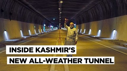 Banihal-Qazigund Tunnel  PM Modi To Inaugurate A Key Road Tunnel In J&K
