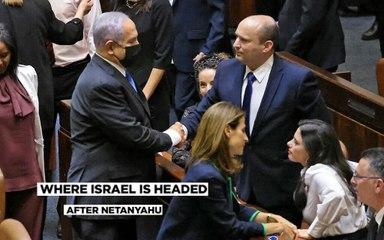 What Is Israel's New PM Naftali Bennett's Roadmap For The Post-Netanyahu Era