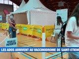 À la UNE : les terrasses interdites pour les matchs de l'EURO / La démolition de Duralex à Rive-de-Gier / La vaccination ouverte pour les ados / Nihal est la seule enfant de la Lune dans la Loire. - Le JT - TL7, Télévision loire 7