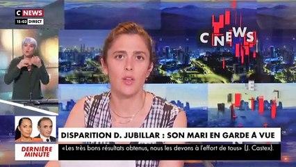 Disparition de Delphine Jubillar en décembre dernier: Son mari a été interpellé par les gendarmes et placé en garde à vue - VIDEO