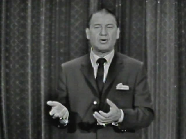 Henny Youngman - Becoming A Comedian
