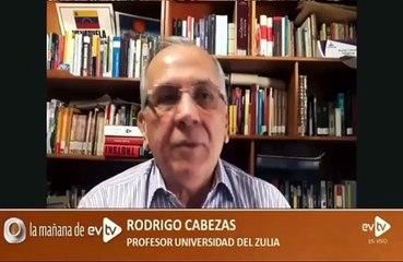 Exministro chavista reclama al régimen vacunas para los venezolanos | La Mañana de EVTV | 06/16/2021