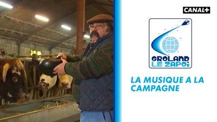 La musique à la campagne - Groland - CANAL+