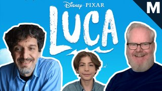 How 'Luca' teaches us to let go, according to the cast