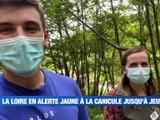 À la UNE : la fin du port du masque en extérieur / On a cherché la fraîcheur ce mercredi / Le BTP interpelle les candidats aux Départementales / Les bars de Saint-Etienne ont vibré pour les Bleus.