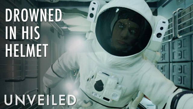 When an Astronaut Nearly Drowned in Space | Unveiled