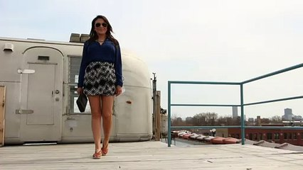 Travel Fashion! Dress for Success for 7 Days With Just 8 Pieces