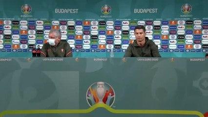 Cristiano y Pogba se rebelan contra algunos patrocinadores de la UEFA