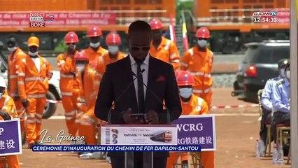 Boké : Alpha Condé invite les Guinéens à cultiver
