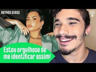 Demi Lovato se reconhece como não-binário