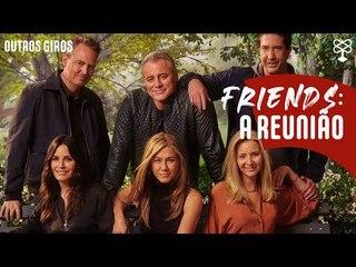 Especial de Friends traz a nostalgia de volta para a internet