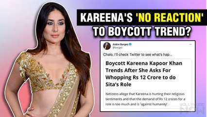 Amid Boycott Trends, Kareena Kapoor Shares Her Video From Times Square New York
