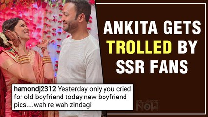Ankita Lokhande Writes Appreciation Post for BF Vicky Jain and Gets Trolled By Sushant's Fans