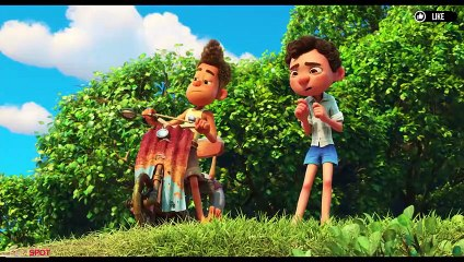 LUCA -Friendship- Trailer (NEW 2021) Disney, Animated Movie HD