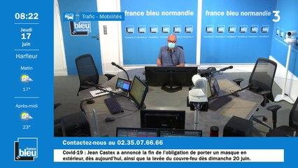 Élections régionales : le candidat centriste Hervé Morin invité de France Bleu avant le premier tour