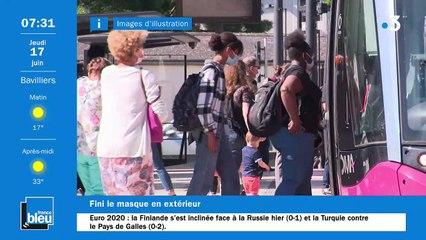17/06/2021 - La matinale de France Bleu Belfort Montbéliard