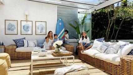 Las mejores casas de las lectoras: la casa surfera de Ana en Madrid