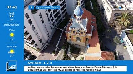 17/06/2021 - La matinale de France Bleu Azur