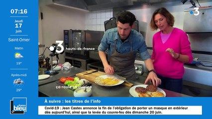 17/06/2021 - La matinale de France Bleu Nord