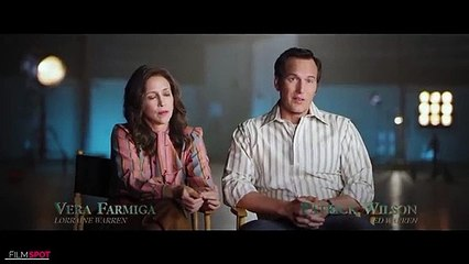 THE CONJURING 3 THE DEVIL MADE ME DO IT -Demons- Trailer (NEW 2021) Horror Movie HD