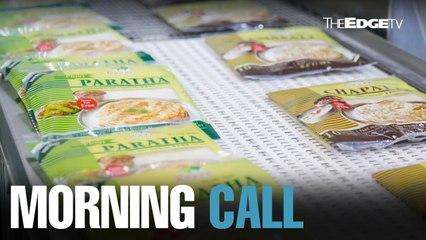 MORNING CALL: 18/6/21