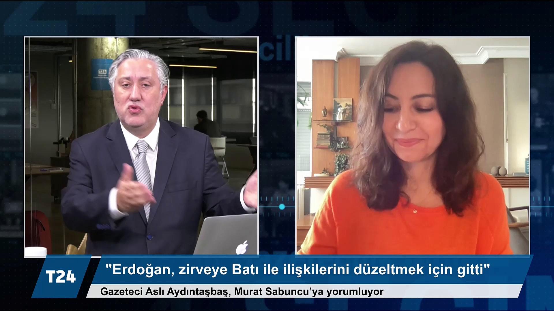 Aslı Aydıntaşbaş: Türkiye'nin rotayı Batı'ya kırmasını istemeyen unsurlar provokasyon yapabilir, HDP'ye kullanılan dil bunun için ortam hazırlıyor