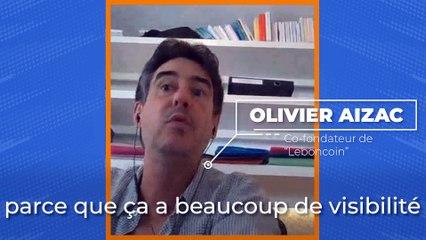 L'entrepreneuriat vu par Olivier Aizac (Leboncoin)
