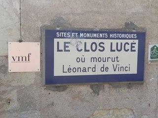 4 - L'étape avant l'étape : Le Clos Lucé à Amboise