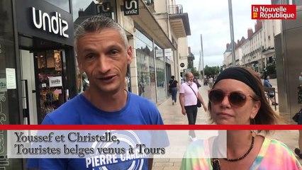 VIDEO. Tours : réactions des Tourangeaux suite à la fin du masque obligatoire à l'extérieur